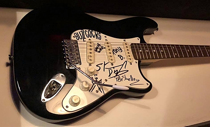 Buzzcocks guitar