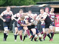 Crewe & Nantwich RUFC 1sts edged out by Camp Hill in narrow defeat