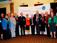 Nantwich Mayor Christine Farrall joins in CAB 75th anniversary celebrations