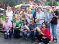 CANTA stages summer school for German, Italian and Spanish friends