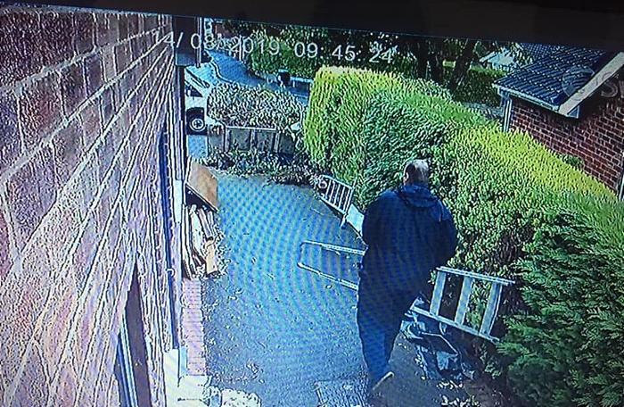 CCTV 3 Highfield Drive