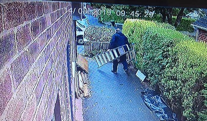 CCTV 4 Highfield Drive