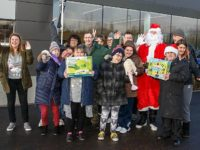 Car dealerships team up to give Cheshire kids Christmas boost