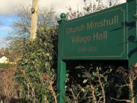 Church Minshull village hall to be revamped with £10,000 WREN grant