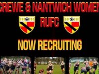 Crewe & Nantwich RUFC Women launch recruitment drive