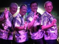 California Blue to play live at Nantwich Civic Hall