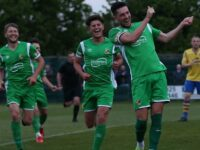Nantwich Town win FA Trophy thriller away at Redditch United