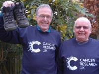 Striding the Sandstone to raise Cancer Research funds
