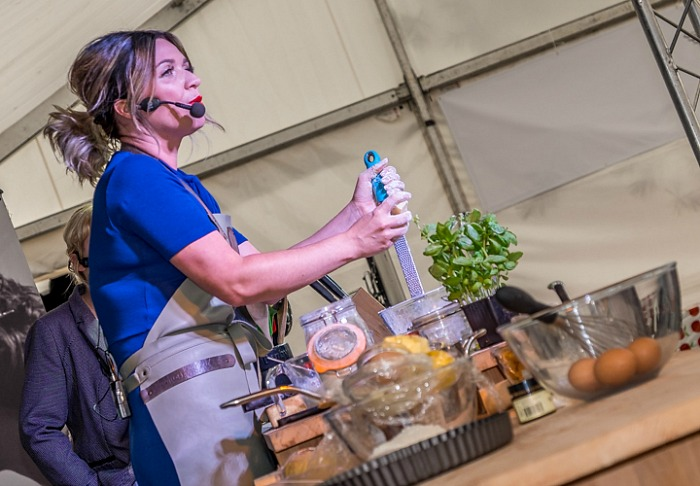Candice Brown - food festival sunday 7