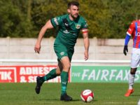 Nantwich Town captain Sam Hall leaves club by mutual consent