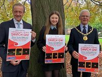 Five Nantwich youngsters chosen to switch on town's Christmas lights