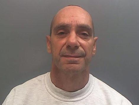 Burglar Carl Haddock, jailed for Nantwich burglaries