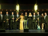 Back to Bacharach line up Crewe Lyceum performance in 2017