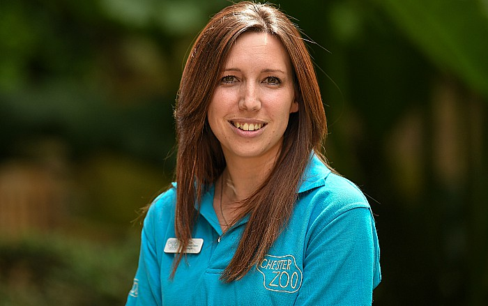 palm oil - Cat Barton Field Conservation Manager Chester Zoo