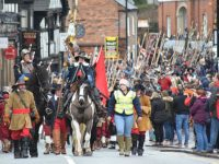 IN PICTURES: 44th Battle of Nantwich enthralls thousands