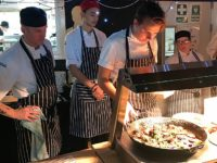 Celebrity chefs cook up storm for Crewe and Nantwich college students