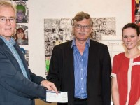 £640 dementia concert donation given to Nantwich Museum