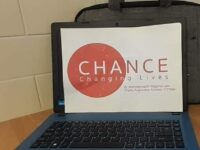 Crewe and Nantwich laptops campaign reaches 100 milestone