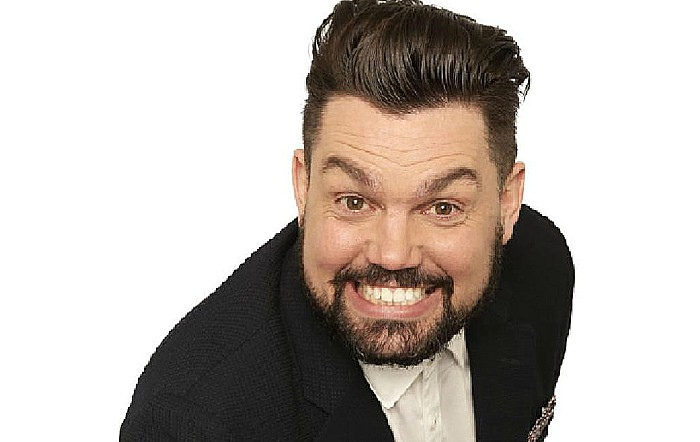 comedy 0 Charlie Baker - new season of comedy at Nantwich civic hall