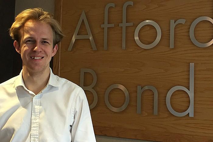 Charlie Styr at Afford Bond