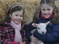 Hundreds of families enjoy first Reaseheath lambing weekend of 2016