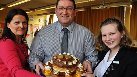Reaseheath College Year 9 bake-off contest hotting up for finalists