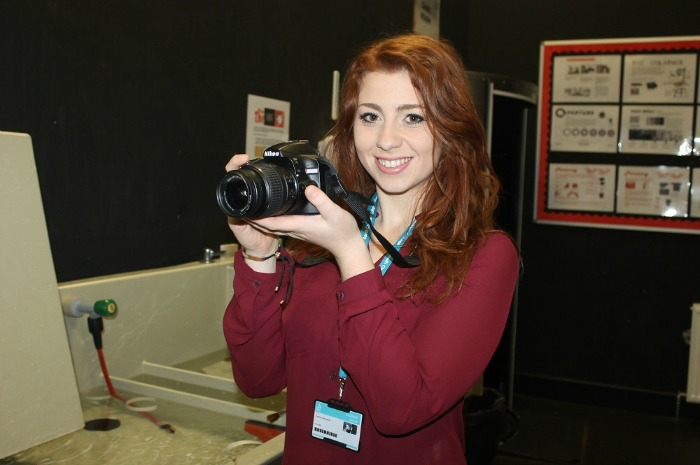 Charlotte's Photo Snapped Up For Compass Calendar 2