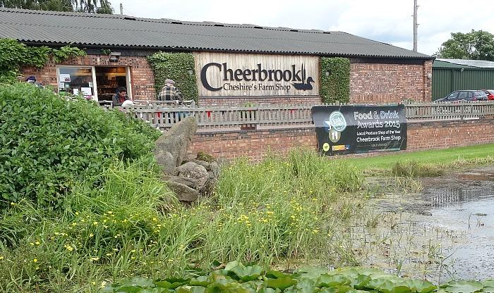 Cheerbrook, big Taste event