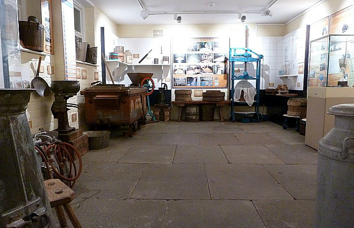 Cheese Room, Nantwich Museum