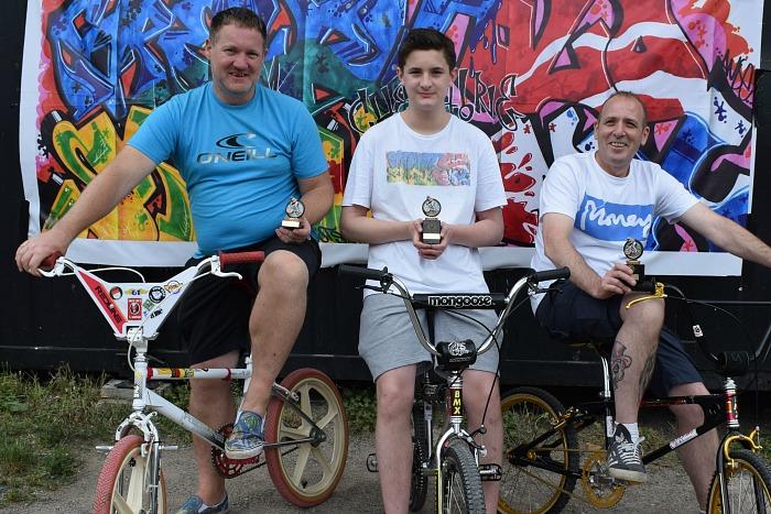 Chesh-Air – best bike winners BMX