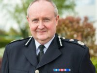 New Cheshire Chief Constable Mark Roberts steps in to lead force