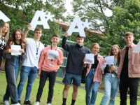 """Cheshire College students achieve """"astonishing"""" 100% A levels pass rate"""