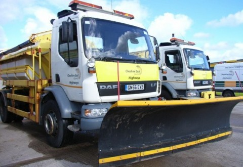 Lives at risk under Cheshire East winter gritting policy, warn councillors