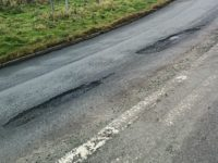 Nantwich driver blasts Cheshire East Council after 4ft pothole claim is refused