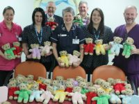 22,000 Leighton Hospital children boosted by charity's cuddly toys