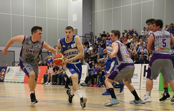 Cheshire Phoenix - basketball