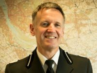 Cheshire Chief Constable Darren Martland