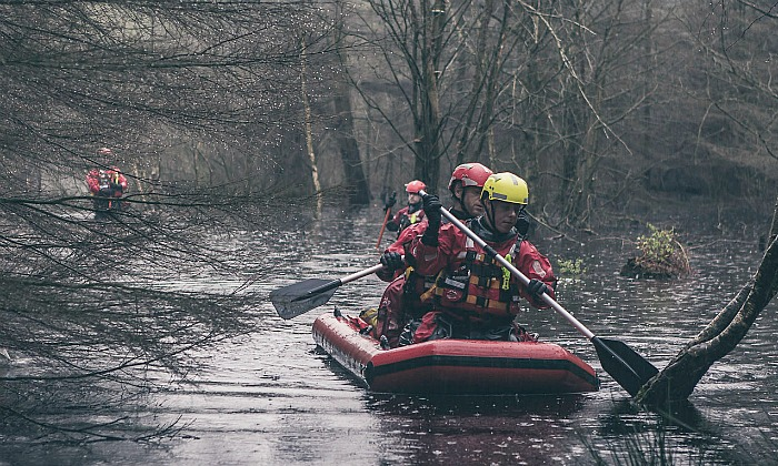 Cheshire Search and rescue funding