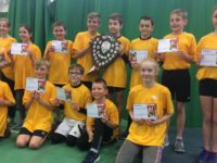Young Crewe and Nantwich athletes scoop indoor awards