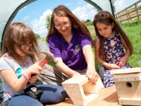 Cheshire Wildlife Trust takes part in Open Farm event