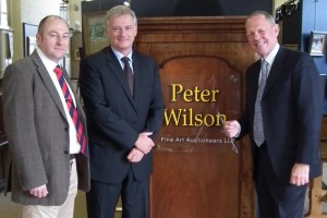 Nantwich auctioneer takes over at Louis Taylor Ltd