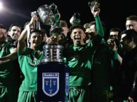 Nantwich Town win Cheshire Senior Cup final with 3-0 win over Stockport Town