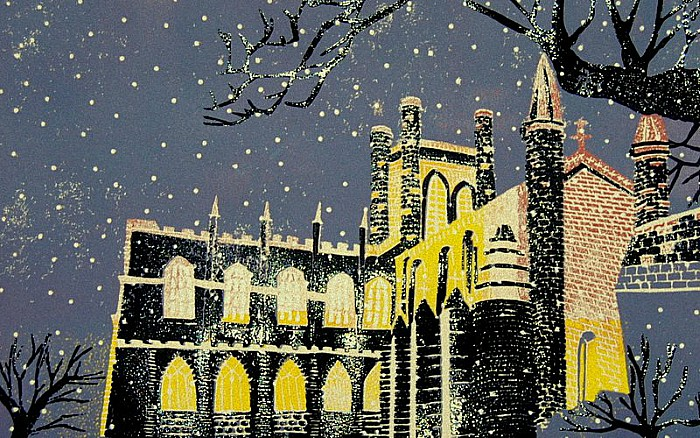Chester Cathedral by Barbara Barlow