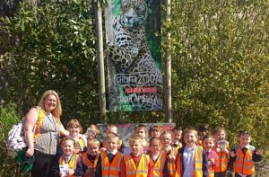 Chester Zoo visit by Nantwich pupils