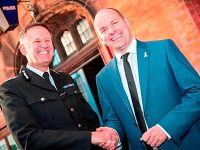 Cheshire Police Chief Constable Darren Martland to retire in 2021