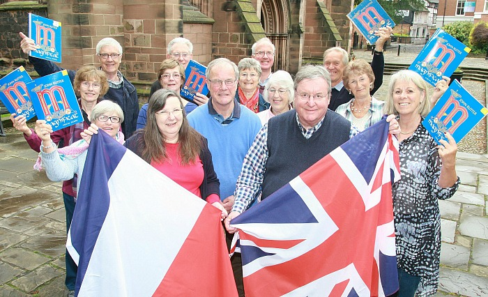 Choral Society and French choir to stage concert