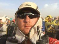Nantwich therapist takes on world's hardest race, Marathon Des Sables