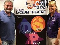 The Cat FM to stage charity shows at Crewe Lyceum