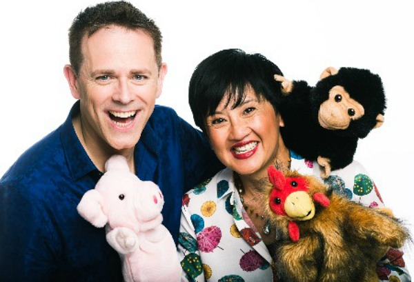 Chris & Pui, CBeebies show, lyceum