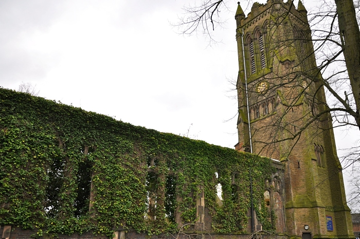 Christ Church in Crewe - Future high Streets Fund